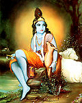 THINK OF KRSNA TO PURIFY THE SENSES